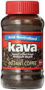 Kava Instant Coffee, 4 Ounce Glass Jar from J.M. Smucker Company