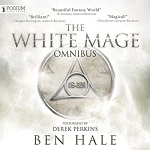 The White Mage Omnibus: Books 1-3 Hörbuch