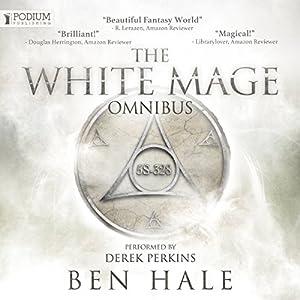 The White Mage Omnibus: Books 1-3 Audiobook