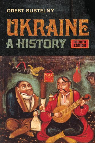 Ukraine: A History, 4th Edition
