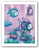 The Rainbow Fish II by Marcus Pfister Art Print Poster