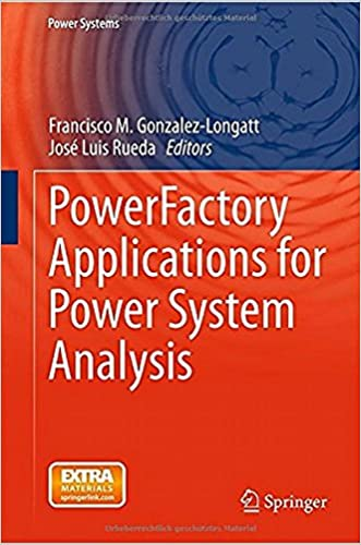 PowerFactory Applications for Power System Analysis (Power Systems)