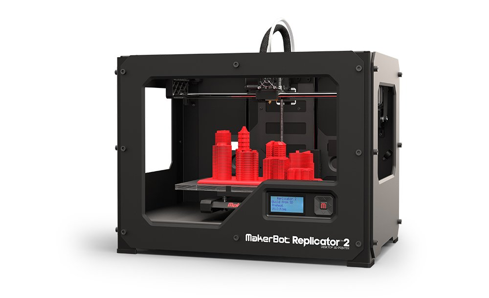 Buy MakerBot Replicator 3D printer online