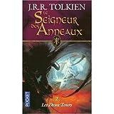 echange, troc J.R.R. Tolkien - Le Seigneur des Anneaux, Volume 2: Les Deux Tours (French Edition of Lord of the Rings, Volume 2, The Two Towers)
