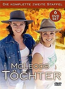 McLeods Töchter - Die komplette zweite Staffel (6 DVDs)