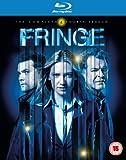 Fringe - The Complete Fourth Season [Blu-Ray] [Reino Unido]