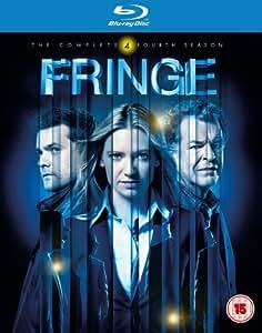 Fringe - Season 4 (Blu-ray + UV Copy) [2012] [Region Free]