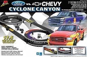 Life-Like Ford vs Chevy Cyclone Canyon (Trucks)