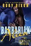Barbarian Alien - The Complete Serial...