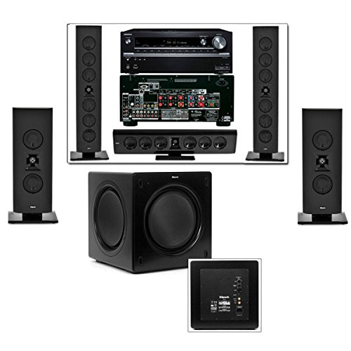 Klipsch Gallery G-28 5.1 Home Theater-Sw-310-Onkyo Tx-Nr838 7.2Channel