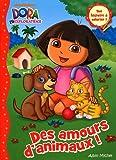 Des amours d'animaux ! : Ton histoire à colorier !...