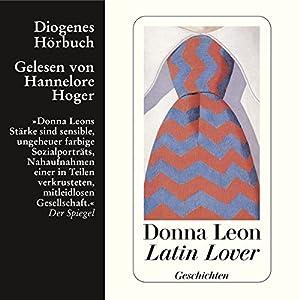 Latin Lover Hörbuch