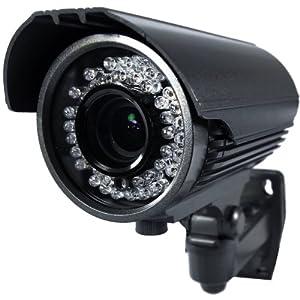 Infrared CCTV Security Surveillance Camera 700TVL High Resolution 1/3