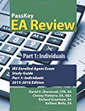 img - for PassKey EA Review Part 1:: Individuals, IRS Enrolled Agent Exam Study Guide: 2015-2016 Edition book / textbook / text book