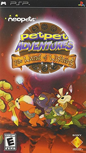 Neopets Petpet Adventures: The Wand of Wishing - 1