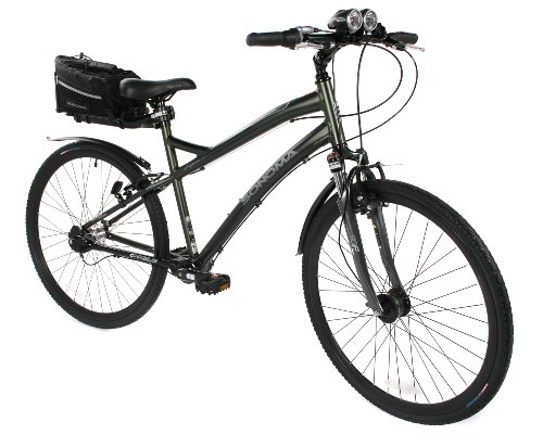 Sonoma Mens Chainless Drive Evolution Urban Voyager Bicycle