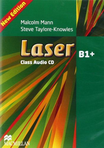 Laser Class Audio CD Level B1+ (Laser 3rd Edition B1)