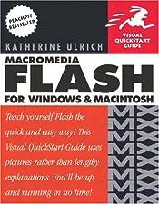 Macromedia Flash MX for Windows and Macintosh by Katherine Ulrich