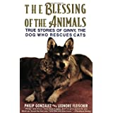 The Blessing of the Animals: True Stories of Ginny, the Dog Who Rescues Cats ~ Philip Gonzalez
