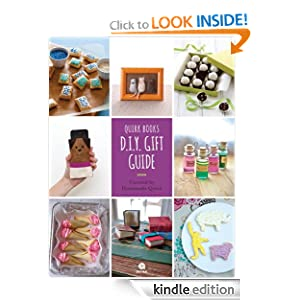 Free Kindle Book: Quirk Books D.I.Y. Gift Guide, by Homemade Quirk
