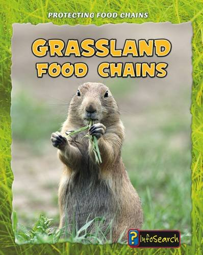 Grassland Food Chains (Infosearch: Protecting Food Chains)