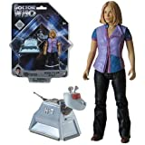 Doctor Who Rose Tyler and Rusty K-9 Action Figure Set