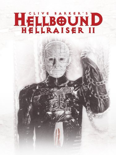 Hellbound: Hellraiser II Cover