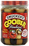 Smuckers Goober Grape Strawberry 510 g (Pack of 3)