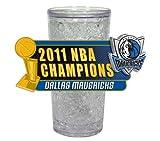 NBA Dallas Mavericks 2010-2011 Champions 16-Ounce Ice Tumbler