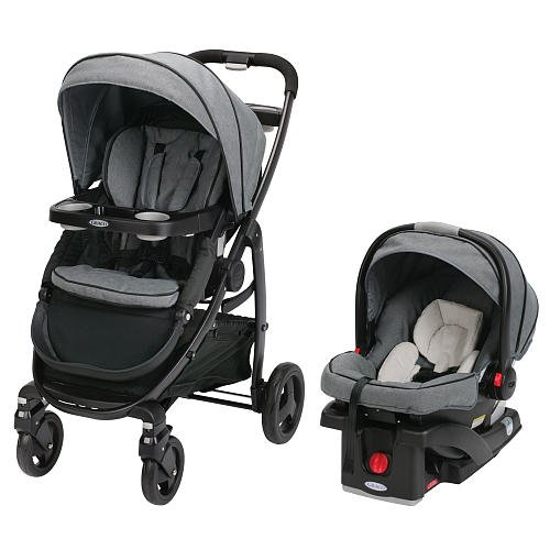 Graco Modes Click Connect Travel System Stroller - Downton (Graco Modes Click Connect 35 compare prices)
