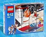 LEGO Sports NBA 3428 1 vs. 1 Action