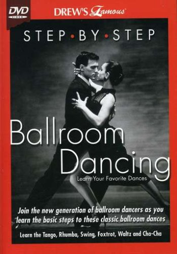 Step By Step Ballroom Dances DVD
