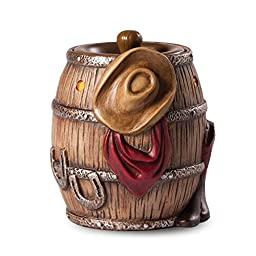 Rodeo Days Electric Candle Wax Warmer - Flameless Replacement for Dangerous Scented Candles - One of the Best Home Fragrance Products that Decorates Your Home! *CLEARANCE ITEM