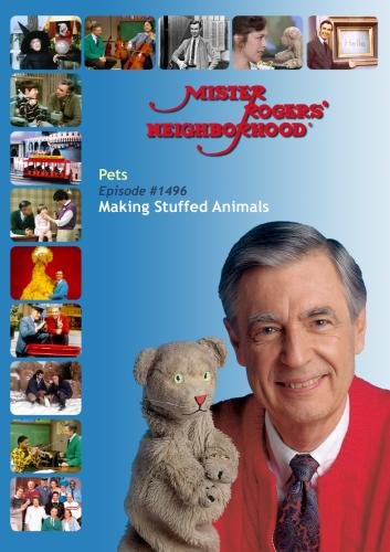 Mister Rogers' Neighborhood: Pets (#1496) Making Stuffed Animals