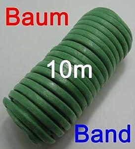 1 rolle spezial baum pflanzensoftband schaumstoff baum pflanzen soft band 10m lhs amazon. Black Bedroom Furniture Sets. Home Design Ideas
