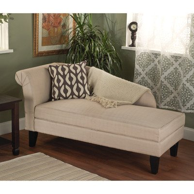 Leena Cotton Chaise Lounge front-982800