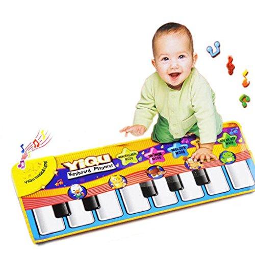 Koly Niños Jugar Juego Manta Mat Pad Alfombra Playmat Touch Kid Regalo