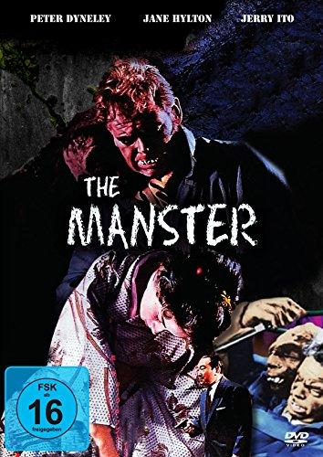 The Manster - Halber Mann Halbes Monster