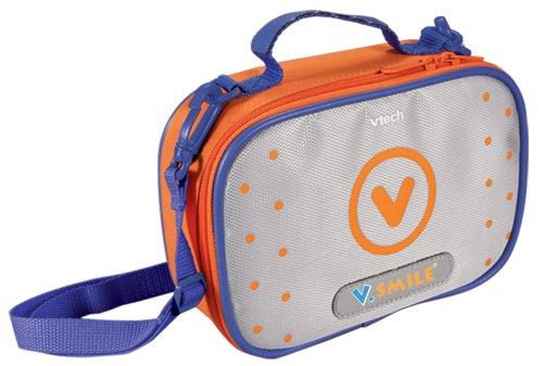 Imagen principal de VTech 80-091614 V.Smile - Maletín para ordenador educativo, color azul y naranja