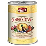 Merrick Grammy's Pot Pie Dog Food 13.2 oz (Pack of 12) ~ Merrick