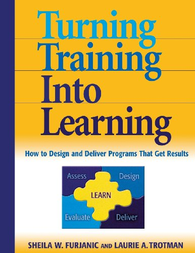 Turning Training into Learning: How to Design and Deliver...