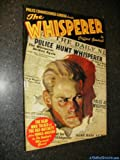 "The Whisperer Double-Novel Reprints #1: ""The Dead Who Talked"" & ""The Red Hatchets"""