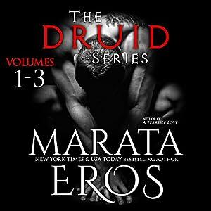 The Druid Series, Volumes 1-3 Audiobook