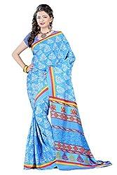 NRS International-Fancy & Trendy American 01 Printed Saree