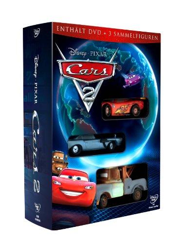 Cars 2 (Limited Edition, + Sammelfiguren)