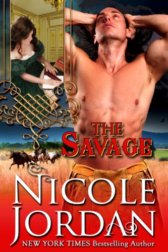 THE SAVAGE by Nicole Jordan