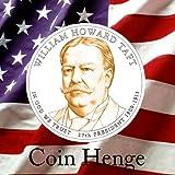 ONE (1) of William Howard Taft Presidential Dollar Coin From US Mint in Philadelphia 2013