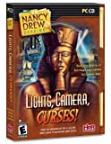 Nancy Drew: Dossier Lights, Camera, Curses! (PC CD)