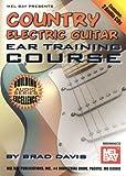 echange, troc Brad Davis - Country Electric Guitar Ear Training Course