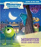 Random House Di Monster Hide-And-Seek (Disney/Pixar Monsters University) (Glow-In-The-Dark Board Book)